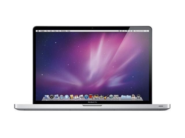 Apple MacBook Pro MC725LL/A Macbook Intel Core i7 2.20GHz 17.0