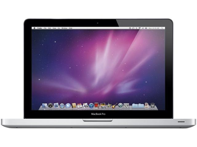 Apple Laptop MacBook Pro MD101LL/A Intel Core i5 2.5GHz 4GB Memory 500GB HDD Intel HD Graphics 4000 13.3