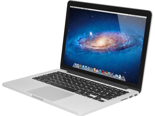 Apple MacBook Pro with Retina Display ME866LL/A Intel Core i5 2.60GHz (4th Gen Haswell) 8GB Memory 512GB PCIe-Based Flash Storage SSD 13.3