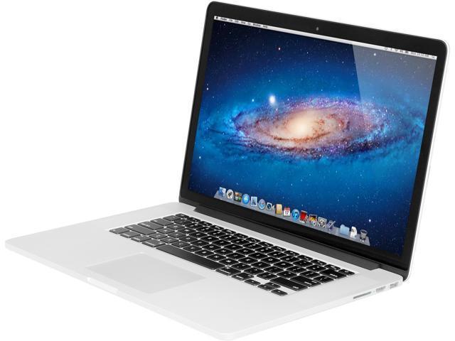 Apple Laptop MacBook Pro ME874LL/A Intel Core i7 2.60GHz 1TB SSD NVIDIA GeForce GT 750M 15.4
