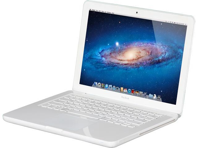 Apple MacBook MC516LL/A Notebook (C Grade) Intel Core 2 Duo P8600 (2.40GHz) 2GB DDR3 Memory 250GB HDD NVIDIA GeForce 320M 13.3