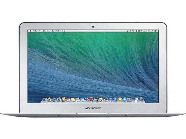 Refurbished: Apple A Grade Laptop MacBook Air MD711LL/B-Refurb A Intel Core i5 4260U (1.40 GHz ...