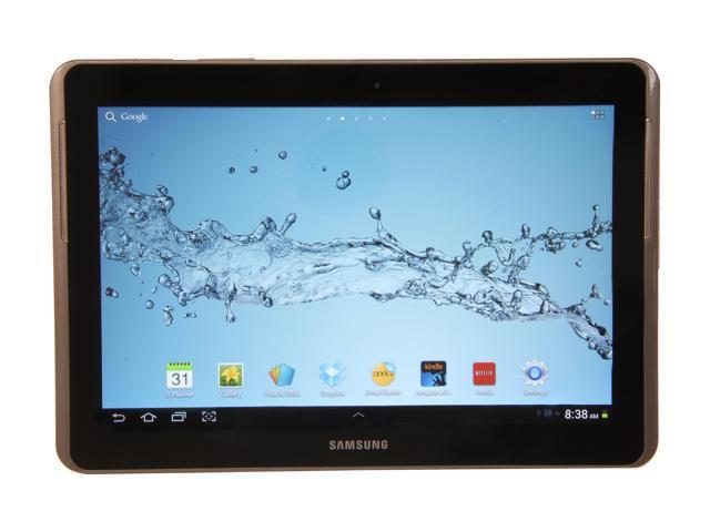 SAMSUNG Galaxy Tab 2 WiFi 10.1-inch Tablet PC - Titanium Silver