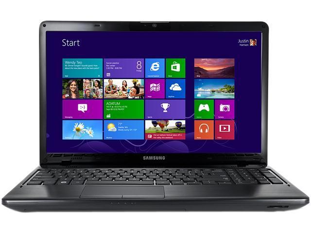 SAMSUNG Laptop Series 3 NP365E5C-S01USR AMD A-Series A8-4500M (1.90GHz) 4GB Memory 500GB HDD AMD Radeon HD 7640G 15.6