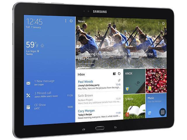 SAMSUNG Galaxy Tab Pro 10.1 Quad Core 2GB Memory 16GB 10.1