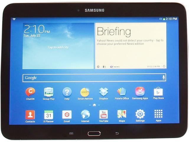 SAMSUNG Galaxy Tab 3 10.1 1GB Memory 16GB 10.1