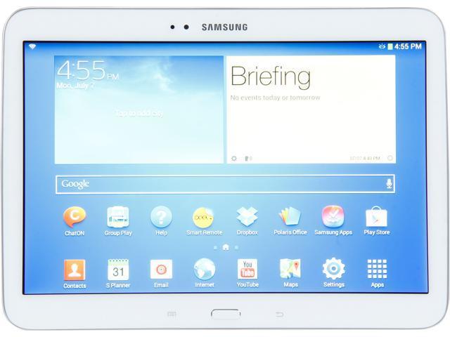 SAMSUNG Galaxy Tab 3 10.1 Intel Atom 1GB Memory 16GB 10.1
