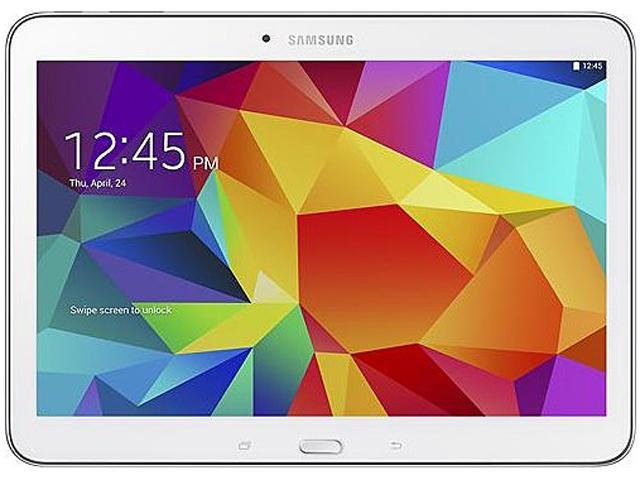 SAMSUNG Galaxy Tab 4 10.1 Quad Core Processor 1.5GB Memory 16GB 10.1