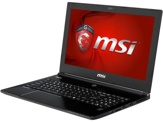 MSI GS Series GS60 Ghost-013 Gaming Laptop Intel Core i7 4710HQ (2.50GHz) 12GB Memory 256GB SSD NVIDIA GeForce GTX 850M 2 GB GDDR3 15.6