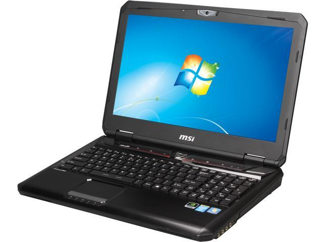 MSI WT60 2OK 3K-615US Notebook Intel Core i7 4810MQ (2.80GHz) 16GB Memory 1TB HDD 128GB SSD NVIDIA Quadro K3100M 15.6