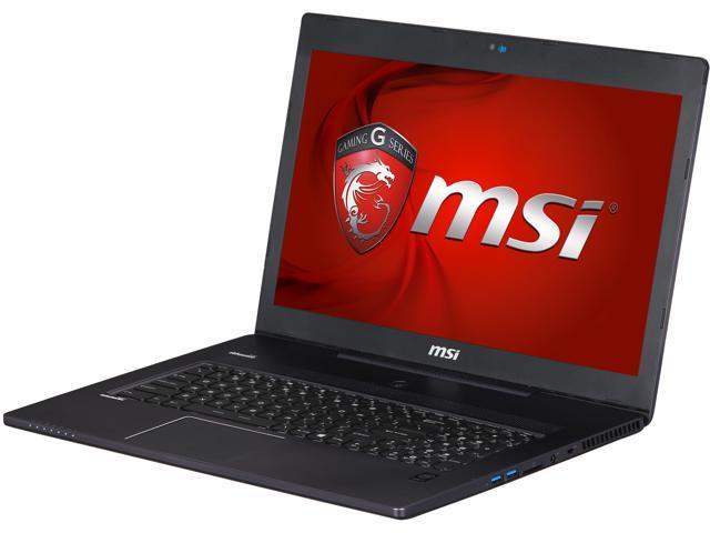 MSI GS70 Stealth Pro-003 Gaming Laptop Intel Core i7 4710HQ (2.50GHz) 16GB Memory 1TB HDD 128 GB mSATA SSD x 2 RAID 0 NVIDIA GeForce ...