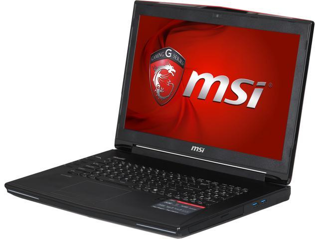 MSI GT Series GT72 Dominator Pro-211 Gaming Laptop 4th Generation Intel Core i7 4710HQ (2.50GHz) 16GB Memory 1TB HDD 128GB SSD NVIDIA GeForce GTX ...