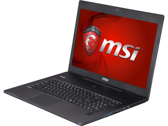"""MSI GS70 Stealth PRO-065 17.3"""" Full HD Gaming Notebook with Quad Core Intel Core i7-4710HQ 2.50Ghz (3.50Ghz Turbo), 12GB DDR3 RAM, 1 TB HDD + ..."""