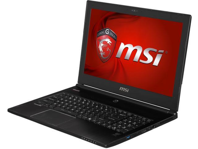 MSI GS60 Ghost Pro 4K-217 15.6