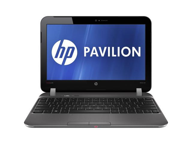 HP Pavilion dm1-4000 dm1-4050us A0X24UAR 11.6' LED Notebook - Refurbished - Core i3 i3-2367M 1.4GHz - Charcoal Gray