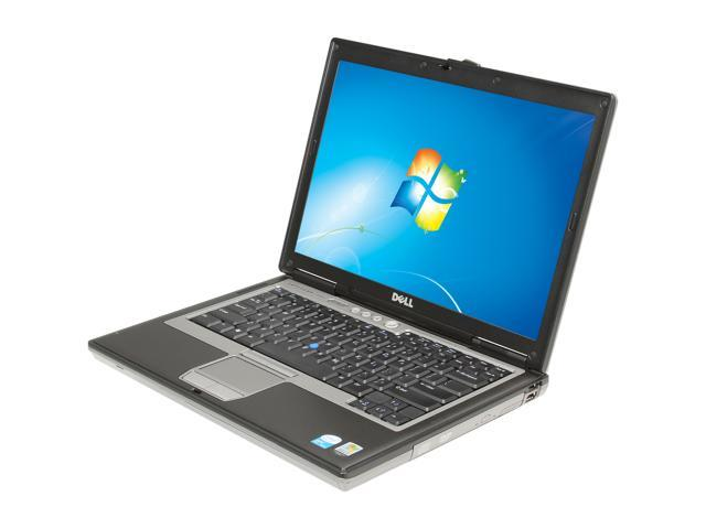 DELL Latitude D620 Notebook Intel Core Duo 1.60GHz 2GB Memory 60GB HDD 14.1