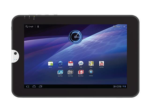 TOSHIBA Thrive AT105-T108 Tablet NVIDIA Tegra 2 1.00GHz 10.1