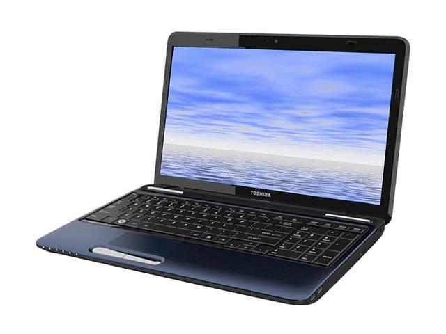TOSHIBA Laptop Satellite L755D-S5204 AMD A-Series A6-3400M (1.4GHz) 4GB Memory 640GB HDD AMD Radeon HD 6520G 15.6