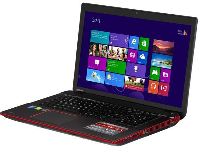 TOSHIBA Qosmio X75-A7180 Gaming Laptop Intel Core i7 4700MQ (2.40GHz) 16GB Memory 1TB HDD 256GB SSD NVIDIA GeForce GTX 770M 3GB GDDR5 17.3