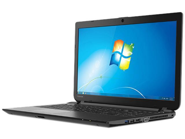 TOSHIBA Satellite C55-B5290 Notebook Intel Core i3 3217U (1.80GHz) 4GB Memory 500GB HDD Intel HD Graphics 4000 15.6