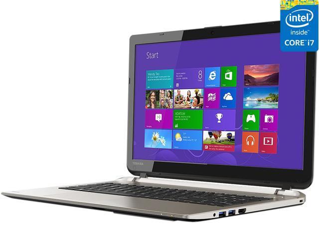 TOSHIBA Satellite S55-B5266 Notebook Intel Core i7 4510U (2.00GHz) 8GB Memory 1TB HDD AMD Radeon R7 M260 15.6