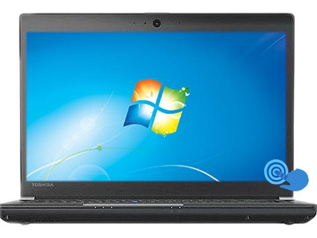 TOSHIBA Portege R30-A1320 (PT341U-05U01G) Notebook Intel Core i7 4610M (3.00GHz) 8GB Memory 256GB SSD Intel HD Graphics 4600 13.3