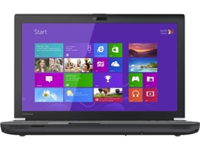 TOSHIBA Tecra Notebook Intel Core i7-4810MQ 2.80GHz 16GB DDR3 Memory 500GB HDD NVIDIA Quadro K2100M 2GB 15.6