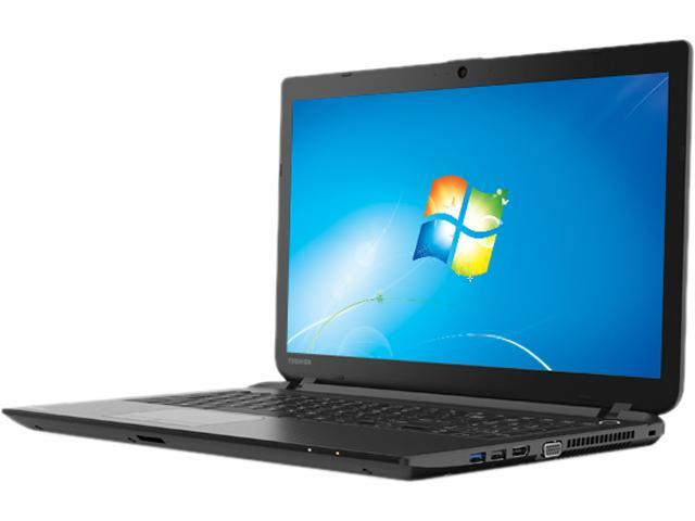 TOSHIBA Laptop Satellite C55-B5392 Intel Core i3 4005U (1.7GHz) 6GB Memory 500GB HDD Intel HD Graphics 4400 15.6