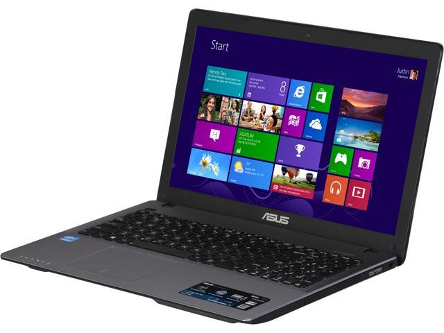 ASUS Laptop R510CA-RB51 Intel Core i5 3337U (1.80 GHz) 6 GB Memory 750 GB HDD Intel GMA HD Graphics 15.6