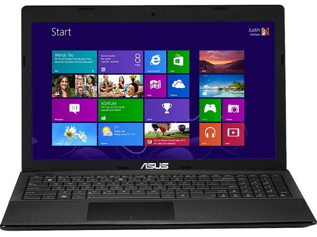 ASUS R503U-RH21 Notebook (Grade A) AMD E2-Series E2-1800 (1.7GHz) 4GB Memory 500GB HDD 15.6