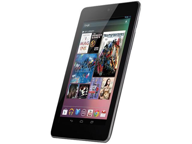 ASUS Nexus 7 NVIDIA Tegra 3 1GB Memory 16GB 7.0
