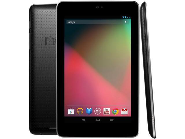 ASUS Nexus 7 NVIDIA Tegra 3 1GB Memory 32GB 7.0