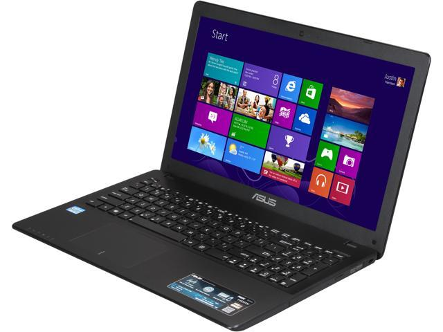 ASUS Laptop P550CA-XH31 Intel Core i3 3217U (1.80GHz) 4GB Memory 500GB HDD Intel HD Graphics 4000 15.6