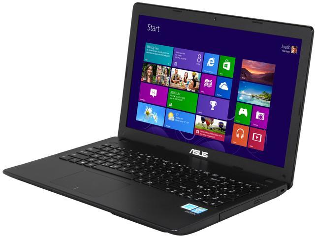 ASUS D550CA-BH21 Notebook Intel Pentium 2117U (1.80GHz) 4GB Memory 320GB HDD Intel HD Graphics 15.6