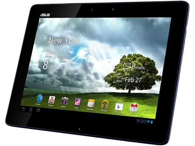 ASUS Transformer Pad TF300T NVIDIA Tegra 3 1GB DDR3 Memory 16GB Flash 10.1