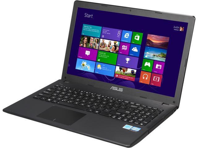 ASUS Laptop X551CA-DH31 Intel Core i3 3217U (1.80 GHz) 4 GB Memory 500 GB HDD Intel HD Graphics 4000 15.6