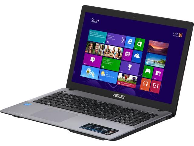ASUS R510CA-OB01 Notebook Intel Celeron 1007U (1.5GHz) 4GB Memory 500GB HDD Intel HD Graphics 15.6