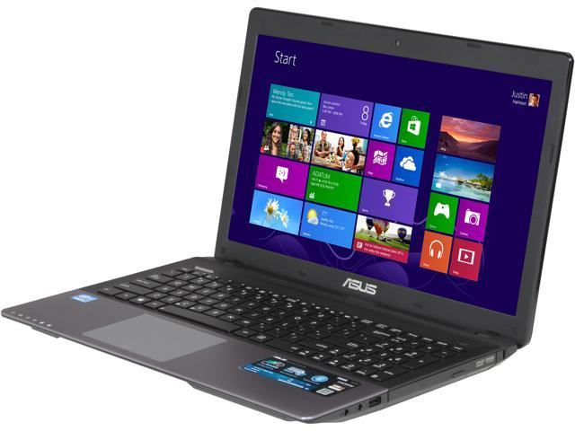 ASUS R500A-RS52 Notebook Intel Core i5 3230M (2.60GHz) 6GB Memory 750GB HDD Intel HD Graphics 15.6