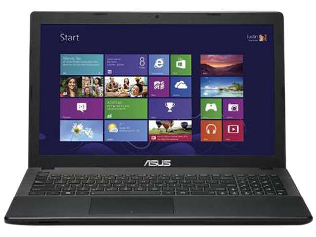 ASUS X551CA-XH31 Notebook Intel Core i3 3217U (1.80GHz) 4GB Memory 320GB HDD Intel HD Graphics 4000 15.6