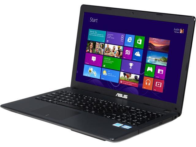 ASUS Laptop X551CA-XH31 Intel Core i3 3217U (1.80GHz) 4GB Memory 320GB HDD Intel HD Graphics 4000 15.6
