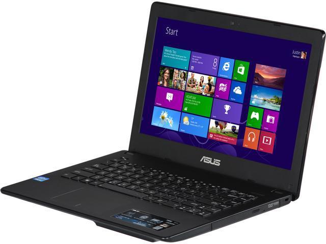 ASUS P450CA-XH51 Notebook Intel Core i5 3337U (1.80GHz) 6GB Memory 500GB HDD Intel HD Graphics 4000 14.0