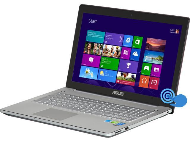 ASUS N550JV-DB72T Gaming Laptop Intel Core i7 4700HQ (2.40GHz) 8GB Memory 1TB HDD NVIDIA GeForce GT 750M 2GB GDDR3 15.6
