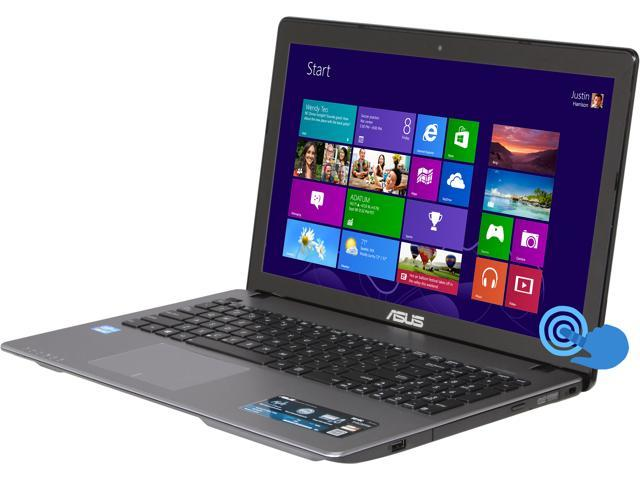 ASUS K550CA-EH51T Intel Core i5 3337U (1.80GHz) 4GB Memory 500GB HDD 15.6