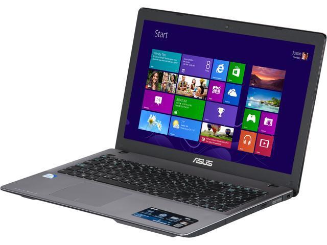 ASUS X550CA-BB91-CB Notebook Intel Pentium 2117U (1.80GHz) 8GB Memory 750GB HDD Intel HD Graphics 15.6