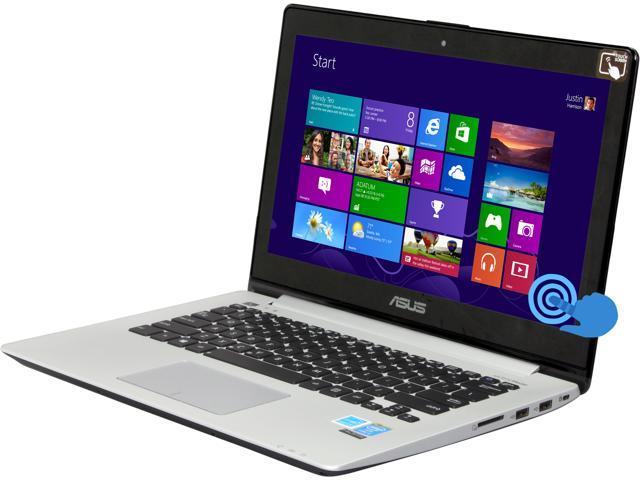 ASUS VivoBook Q301LA-BHI5T02 Notebook Intel Core i5 4200U (1.60GHz) 4GB Memory 500GB HDD Intel HD Graphics 4400 13.3