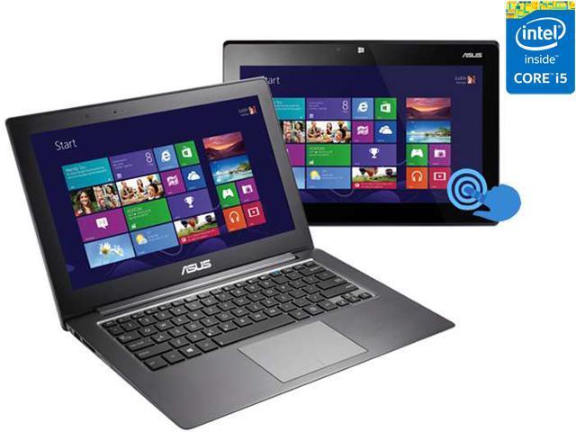 ASUS Taichi 31 Dual Screen 2in1 Ultrabook -  i5 4GB Memory 128GB SSD 13.3