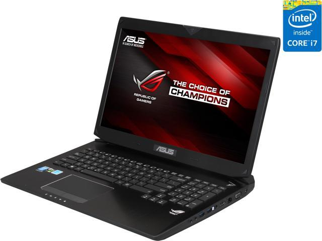 ASUS ROG G750 Series G750JM-DS71 Gaming Laptop Intel Core i7 4700HQ (2.40GHz) 12GB Memory 1TB HDD NVIDIA GeForce GTX 860M 17.3