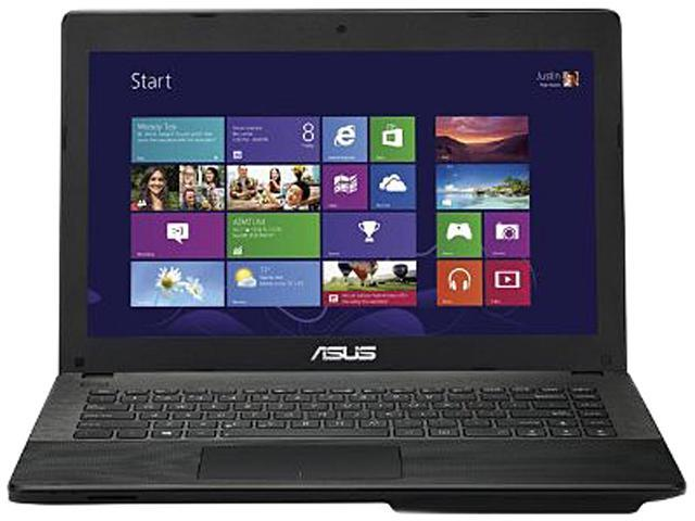 ASUS D450CA-AH21 Notebook Intel Pentium 2117U (1.80GHz) 4GB Memory 320GB HDD Intel HD Graphics 14.0