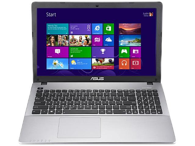 ASUS K550CA-DH31T Notebook Intel Core i3 3217U (1.80GHz) 4GB Memory 500GB HDD Intel HD Graphics 4000 15.6