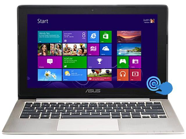 ASUS X202EDB21T-AK Notebook Intel Pentium 2117U (1.80GHz) 4GB Memory 500GB HDD Intel HD Graphics 11.6